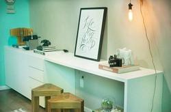 Ambientação home office
