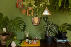 Ambientação tropical