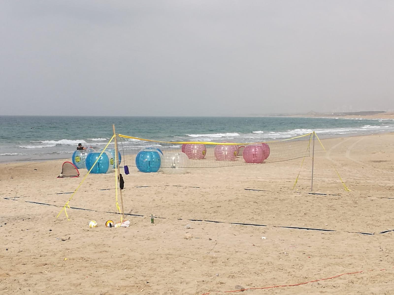 פעילות ספורטיבית בים