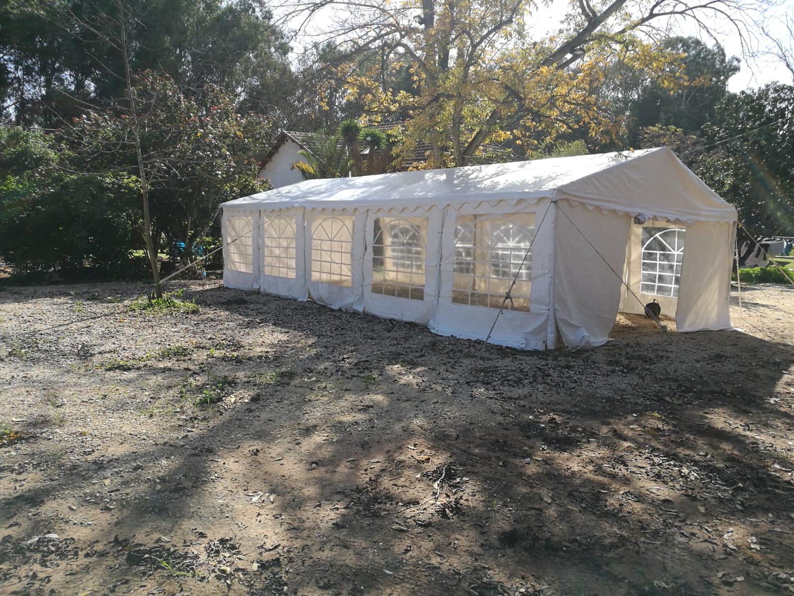 אוהל חורף 60-70 אורחים