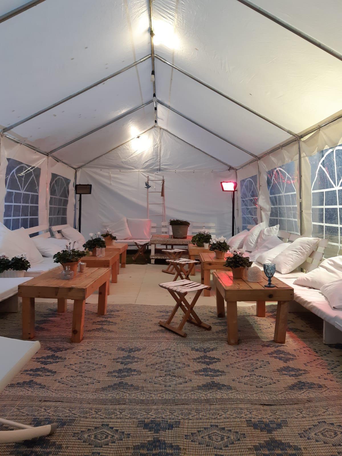 אוהל חורף