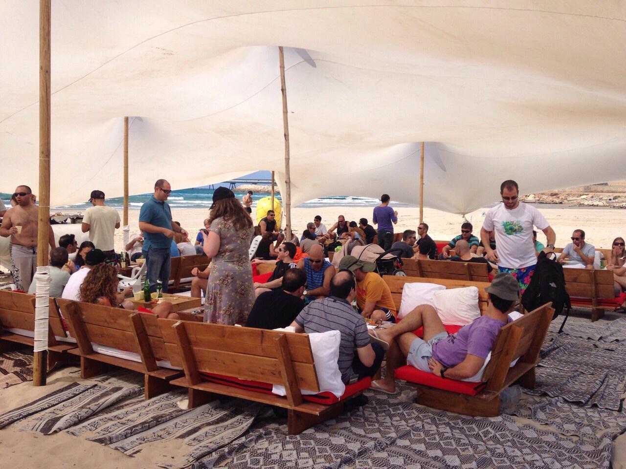 יום גיבוש עובדי מועצת חוף השרון