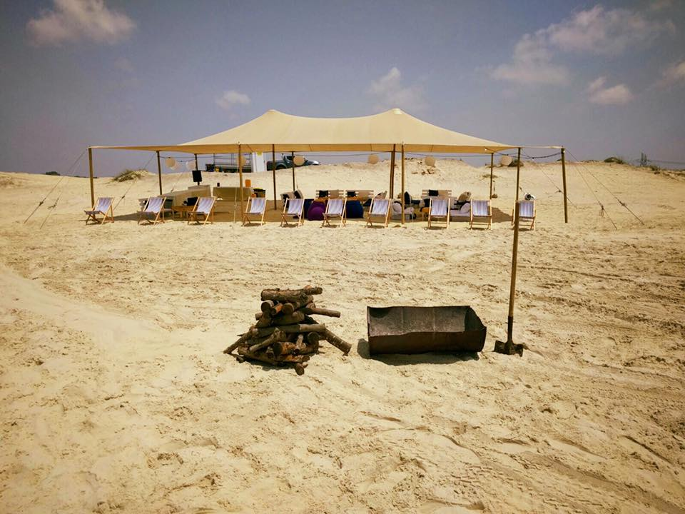 חוף הים קיסריה