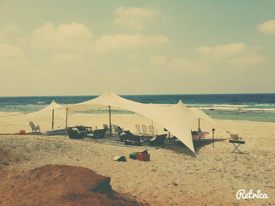 חוף ארבות חדרה