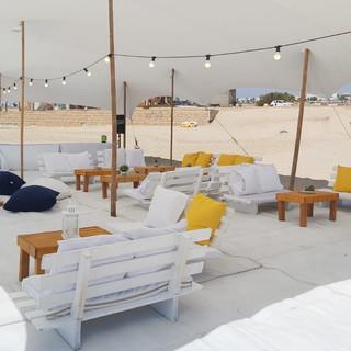 יום גיבוש בחוף אשדוד