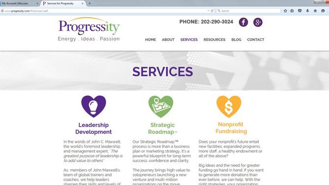 Announcing Progressity's New Website