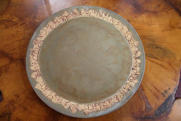 Platters in Agate: Minaret Vista
