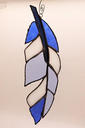 Blue Spirit Feather