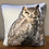 Thumbnail: Pillow: Great Horned Owl, Bishop
