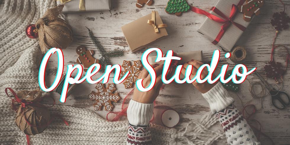 Holiday Craft Open Studio