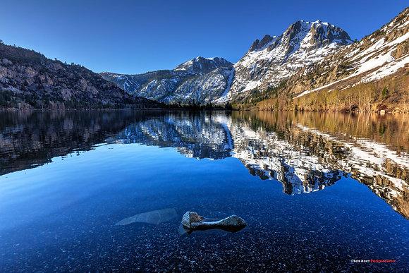 Calm Silver Lake