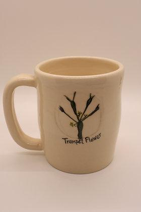 Wildflower Mug: Trumpet Flower