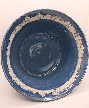 Bowls in Smokey Blue: Minaret Vista