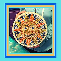 Mosaic Shapes: with Kristen Schipke