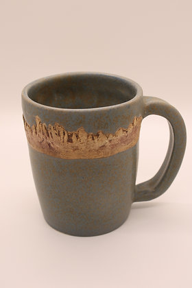 Coffee Mugs: Minaret Vista