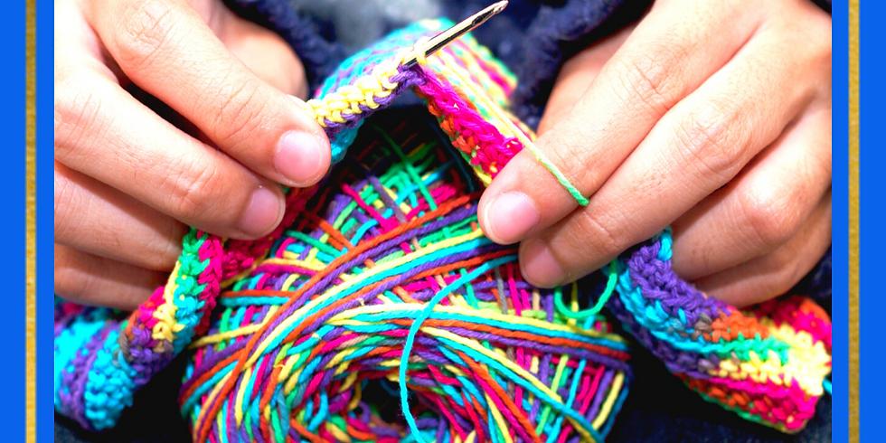 Knitting Basics: with Jess Francois