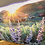 Thumbnail: Pillow: Bodie Lupines At Sunset