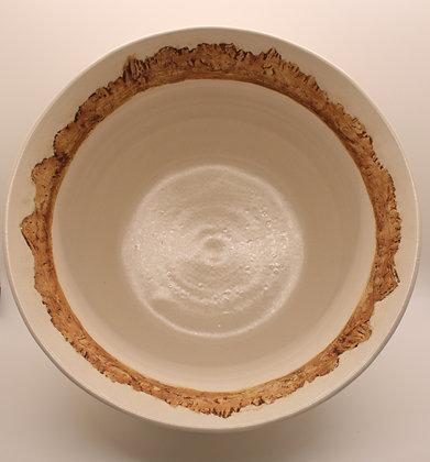 Bowls in Eggshell: Minaret Vista