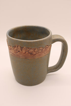 Coffee Mugs: South Owens Valley + Mt. Whitney