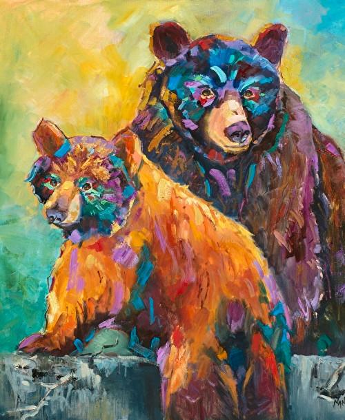 Nanette Oleson - Two Bears.jpg