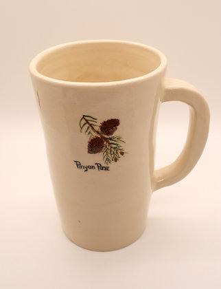 Tree Mug: Pinyon Pine