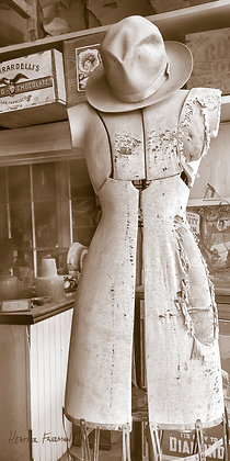 Bodie General Store Dress Form