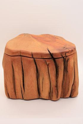 Redwood Beam Box