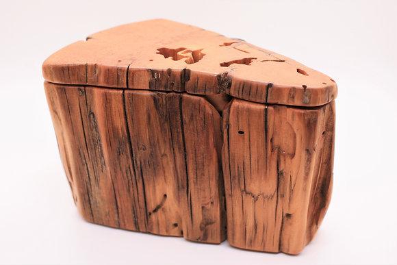 Bristlecone Pine Fencepost Box
