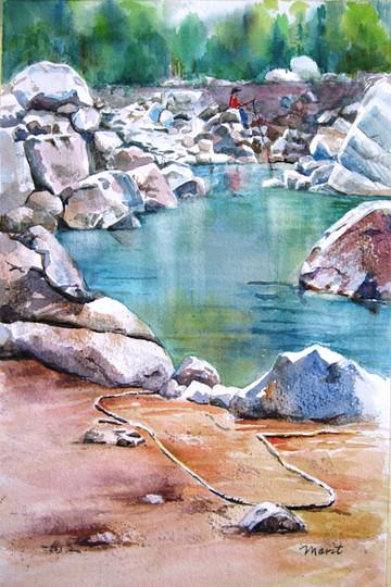 Early Catch, Lynn Marit Peterson, LP253 1.JPG