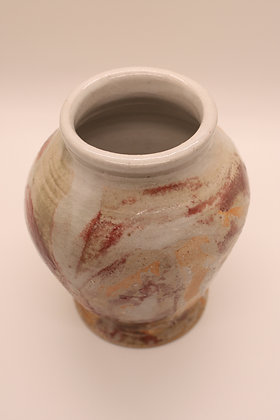 Earth Tones Vase