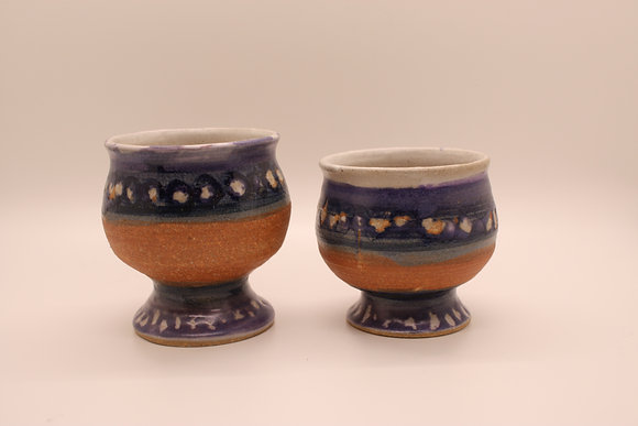 Ceramic Tumblers: Above The Earth