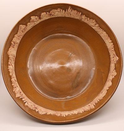 Bowls in Copperhead Brown: Minaret Vista