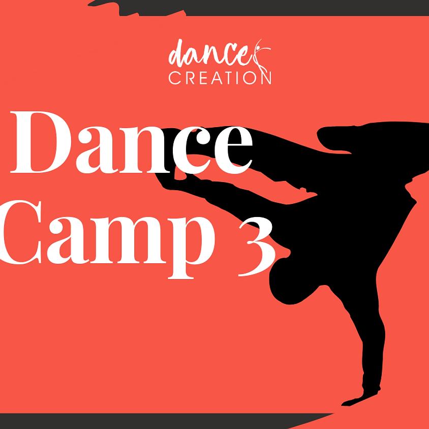 DANCE CAMP 3 (Teens Camp)
