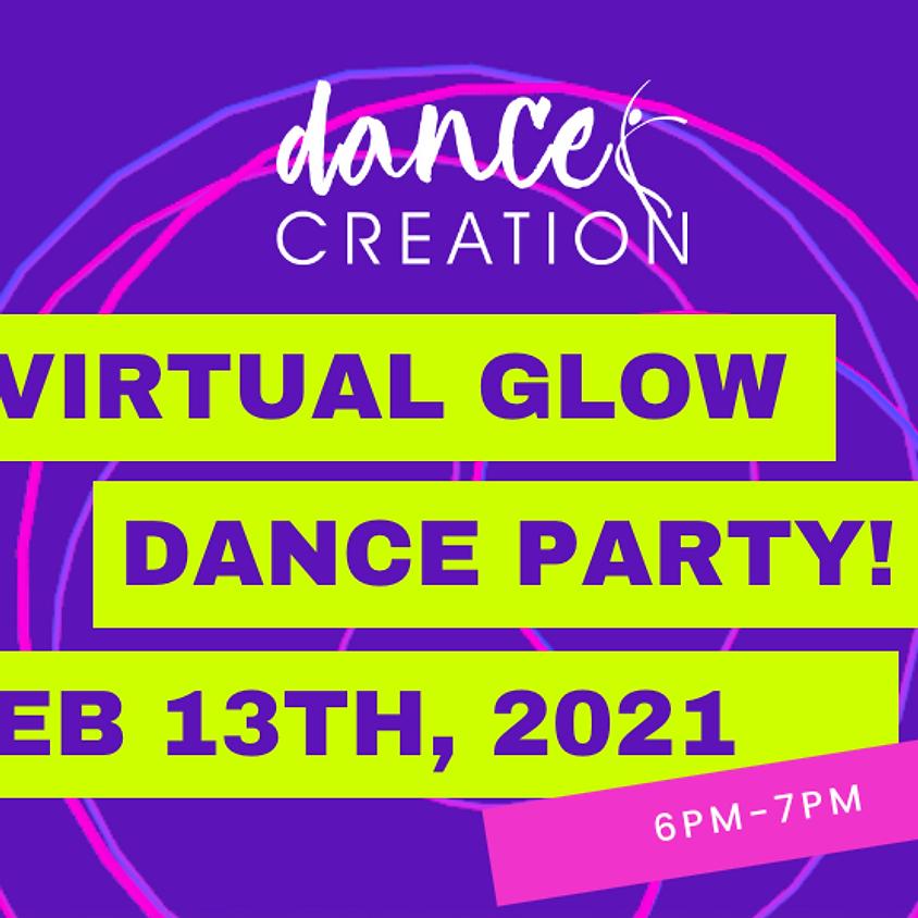 VIRTUAL GLOW DANCE PARTY