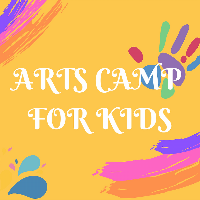 ARTS CAMP FOR KIDS
