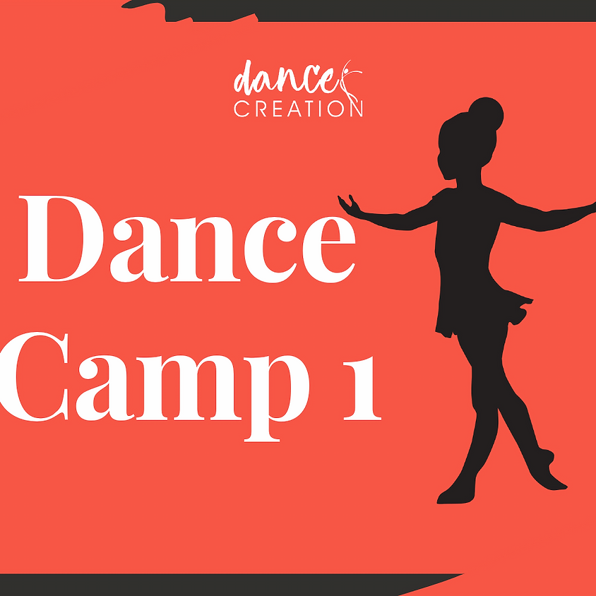 DANCE CAMP 1 (for ages 6-8yrs old)
