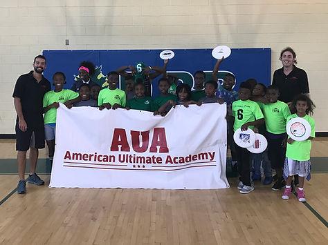 fort stanton rec center, american ultimate academy