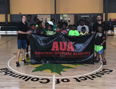 kenilworth rec cener, american ultimate academy