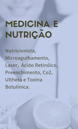 Medicina e Nutricao