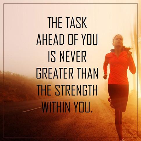 Inner Strength Ted Talk