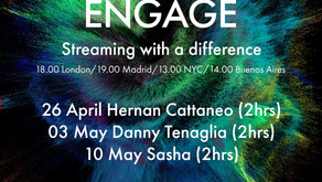 Hernan Cattaneo Stream Live 26th April Timing from Buenos Aires
