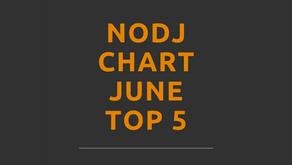 JUNE 2020 NODJ CHART TOP 5 DUBAI UAE
