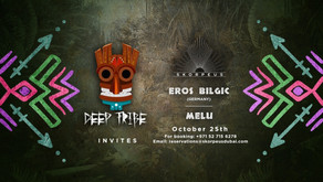 Deep Tribe DXB October 25th