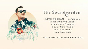 Nick Warren Live Stream April 23 6pm Dubai