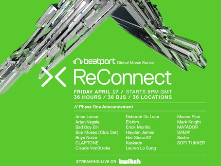 Beatport Streaming Timing Reconnect Today Dubai