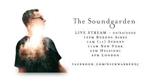 Nick Warren Live Stream The Soundgarden