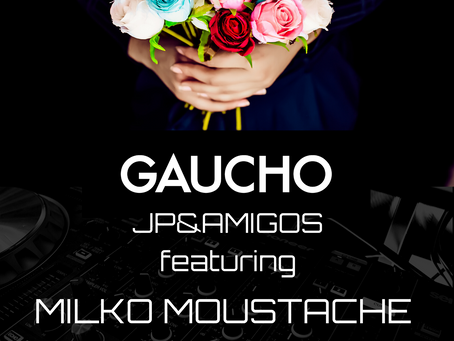 JP&Amigos MILKO MOUSTACHE
