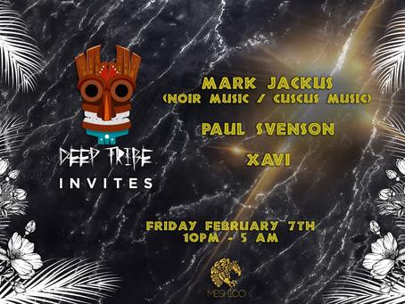 Deep Tribe Dubai takes the Scene Paul Svenson · Xavier Cortes · Mark Jackus