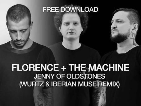 Florence + The Machine – Jenny Of Oldstones (Wurtz & Iberian Muse Remix)