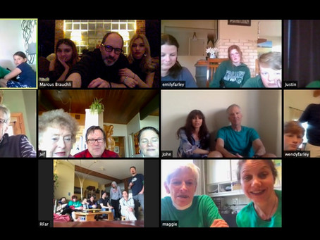 How to Attend a Zoom Memorial Service